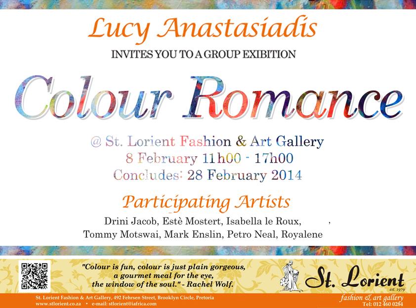 Colour Romance Exhibition