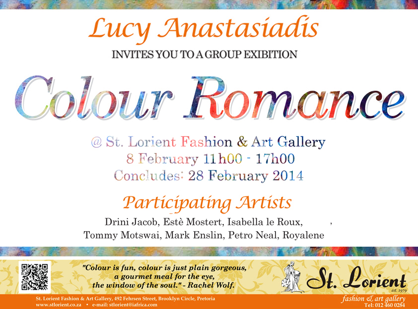 Colour Romance Exhibition